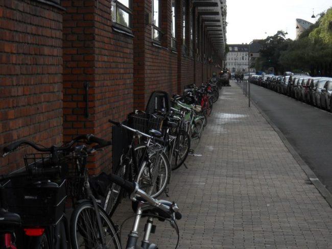 Madrid ciclista se acerca y analiza el ciclismo urbano en Copenhague