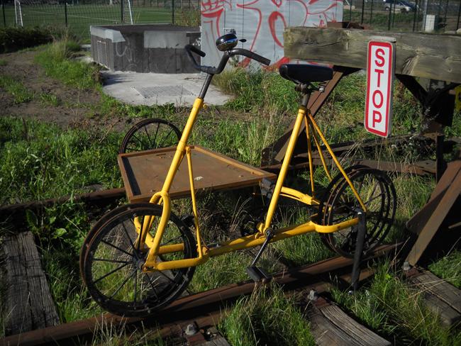 La bicicleta no debe constreñirse a itinerarios fijos