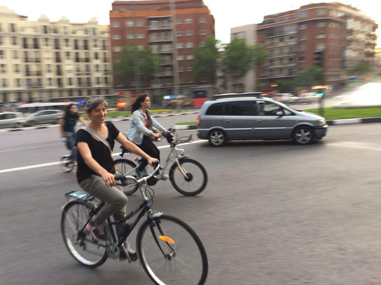 Circular en bicicleta está al alcance de todos