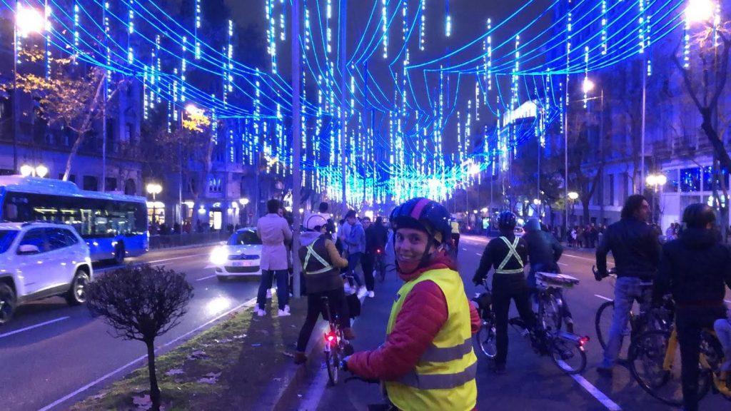 Lucicleta 2018 - Calle de Alcalá
