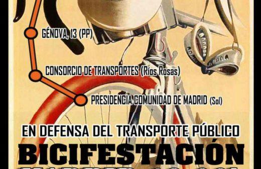 bicifestación jueves 17 septiembre