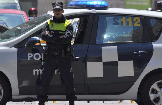 La policía municipal desconoce la Ordenanza de Movilidad de Madrid